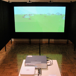 Society of Stickpeople - installation view