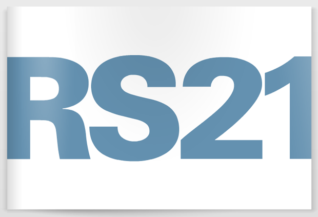 RS21 Catalog Cover